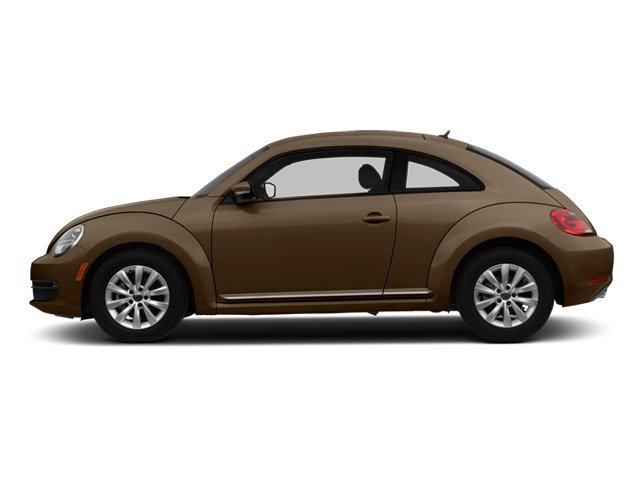 Toffee Brown Metallic 2013 Volkswagen Beetle Coupe Pictures Beetle Coupe 2D TDI photos side view