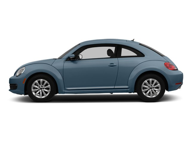 Denim Blue 2013 Volkswagen Beetle Coupe Pictures Beetle Coupe 2D TDI photos side view