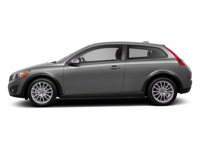 Electric Silver Metallic 2013 Volvo C30 Pictures C30 Hatchback 3D I5 Turbo photos side view