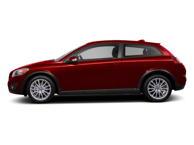Flamenco Red Metallic 2013 Volvo C30 Pictures C30 Hatchback 3D I5 Turbo photos side view