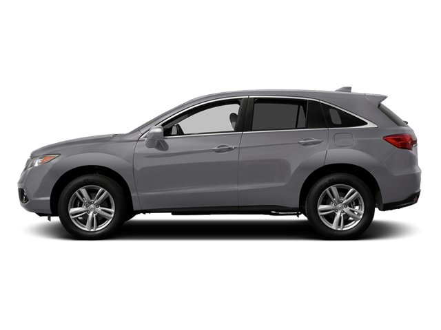 Forged Silver Metallic 2014 Acura RDX Pictures RDX Utility 4D 2WD V6 photos side view