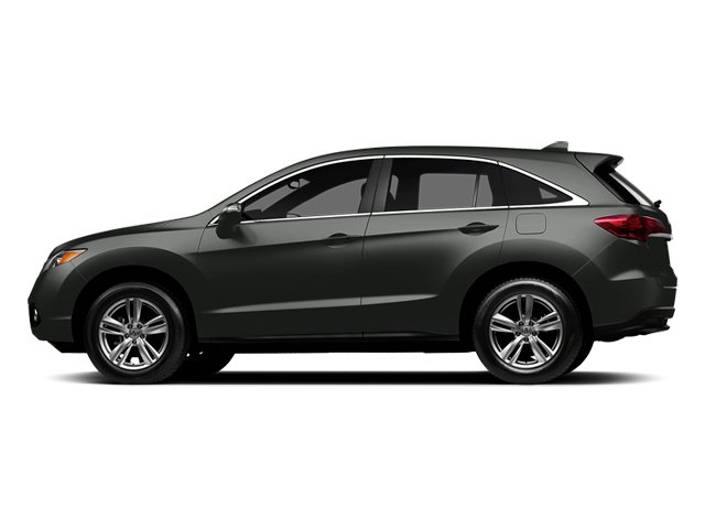 Graphite Luster Metallic 2014 Acura RDX Pictures RDX Utility 4D Technology 2WD V6 photos side view