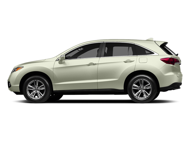 White Diamond Pearl 2014 Acura RDX Pictures RDX Utility 4D Technology 2WD V6 photos side view
