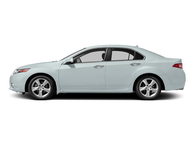 Bellanova White Pearl 2014 Acura TSX Pictures TSX Sedan 4D I4 photos side view