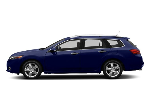 Vortex Blue Pearl 2014 Acura TSX Sport Wagon Pictures TSX Sport Wagon 4D I4 photos side view