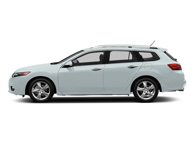 Bellanova White Pearl 2014 Acura TSX Sport Wagon Pictures TSX Sport Wagon 4D Technology I4 photos side view