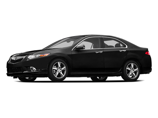Crystal Black Pearl 2014 Acura TSX Pictures TSX Sedan 4D SE I4 photos side view