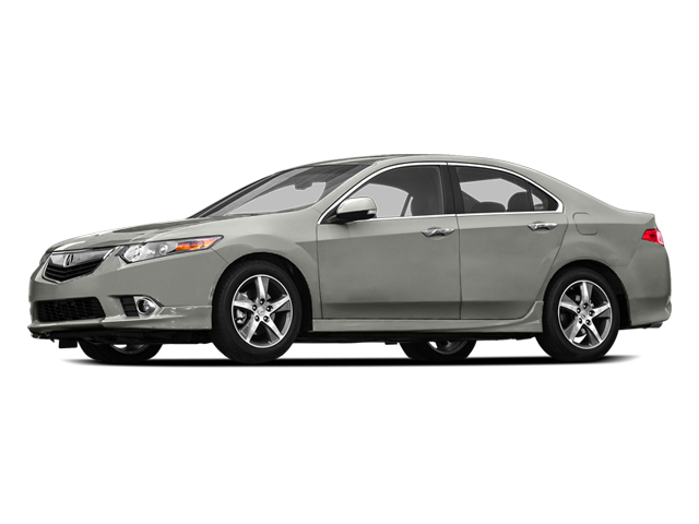 Silver Moon 2014 Acura TSX Pictures TSX Sedan 4D SE I4 photos side view