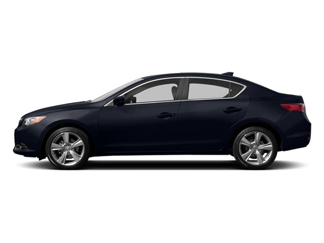 Vortex Blue Pearl 2014 Acura ILX Pictures ILX Sedan 4D Technology I4 photos side view