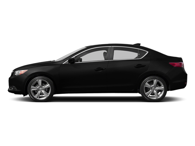 Crystal Black Pearl 2014 Acura ILX Pictures ILX Sedan 4D Technology I4 photos side view