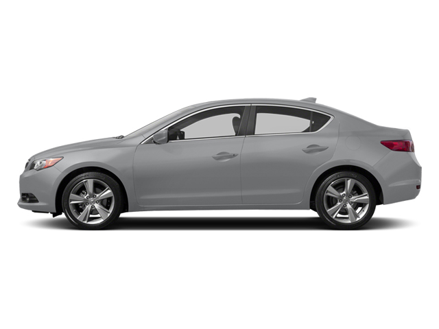Silver Moon 2014 Acura ILX Pictures ILX Sedan 4D Technology I4 photos side view