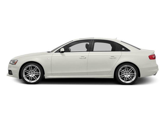 Ibis White 2014 Audi A4 Pictures A4 Sedan 4D 2.0T Prestige 2WD photos side view