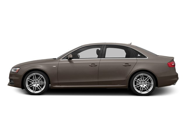 Dakota Gray Metallic 2014 Audi A4 Pictures A4 Sedan 4D 2.0T Prestige 2WD photos side view