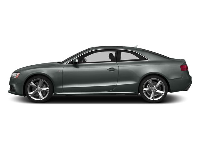 Monsoon Gray Metallic 2014 Audi A5 Pictures A5 Coupe 2D Premium Plus AWD photos side view
