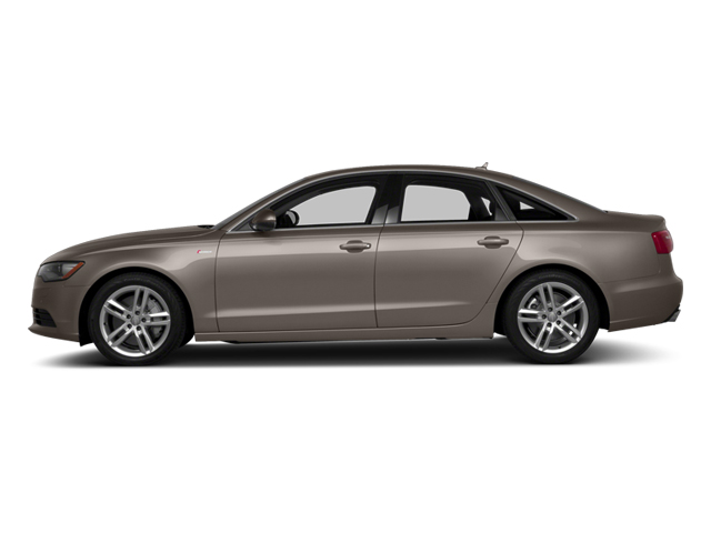Dakota Gray Metallic 2014 Audi A6 Pictures A6 Sedan 4D 2.0T Premium Plus 2WD photos side view