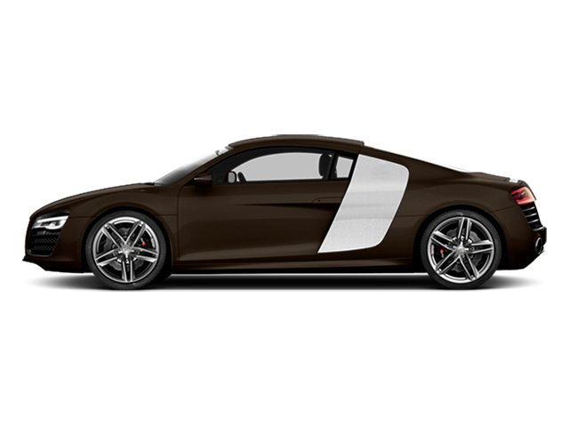 Teak Brown Metallic 2014 Audi R8 Pictures R8 2 Door Coupe Quattro V8 (Manual) photos side view