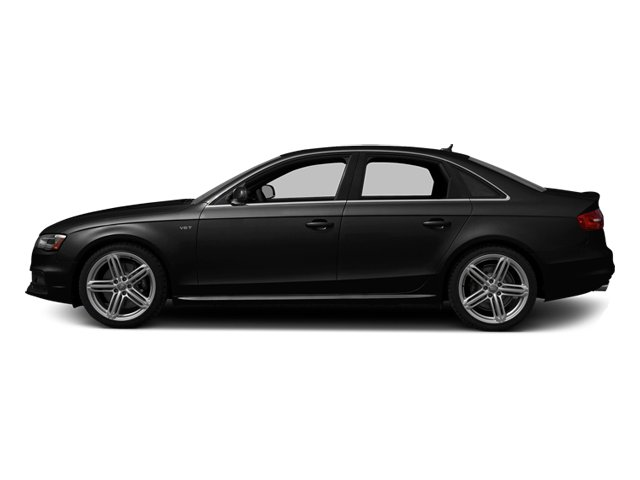 Phantom Black Pearl Effect 2014 Audi S4 Pictures S4 Sedan 4D S4 Prestige AWD photos side view