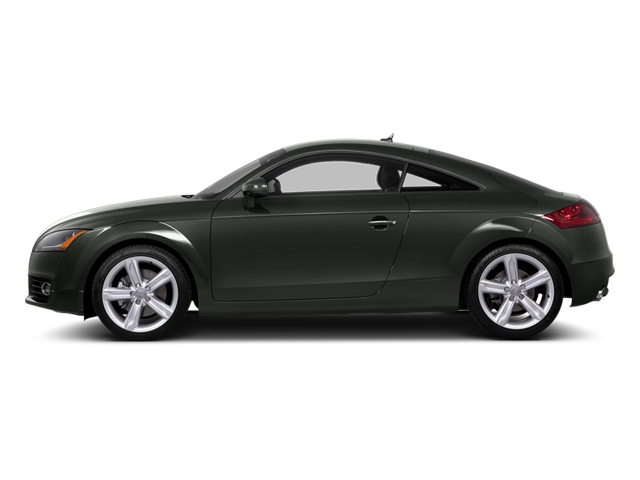 Daytona Gray Pearl Effect 2014 Audi TT Pictures TT Coupe 2D AWD photos side view