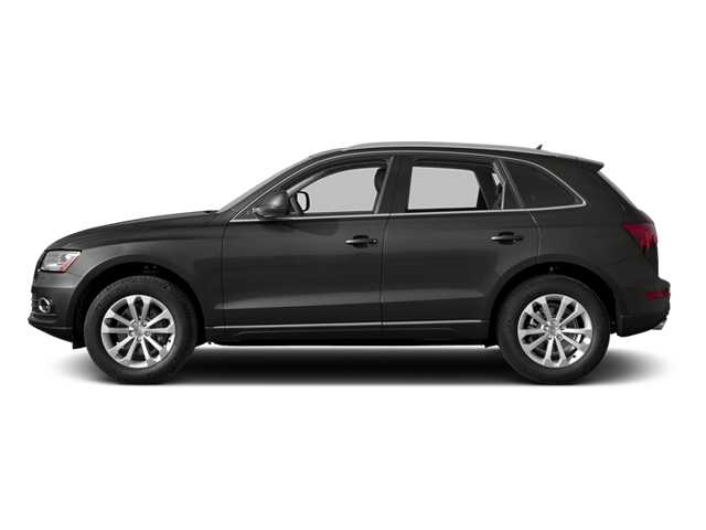 Lava Gray Pearl Effect 2014 Audi Q5 Pictures Q5 Utility 4D TDI Prestige S-Line AWD photos side view