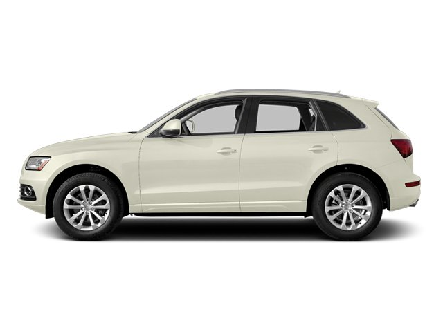 Glacier White Metallic 2014 Audi Q5 Pictures Q5 Util 4D TDI Premium Plus S-Line AWD photos side view