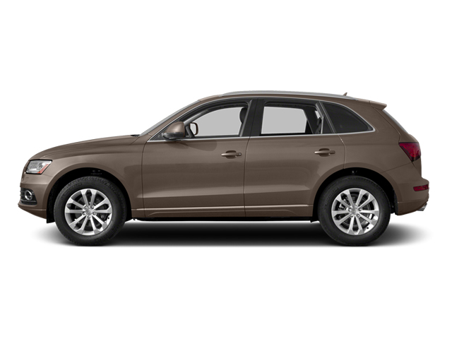 Maya Brown Metalilc 2014 Audi Q5 Pictures Q5 Util 4D TDI Premium Plus S-Line AWD photos side view
