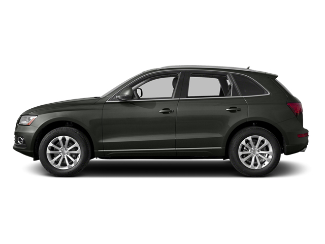 Daytona Gray Pearl Effect 2014 Audi Q5 Pictures Q5 Util 4D TDI Premium Plus S-Line AWD photos side view