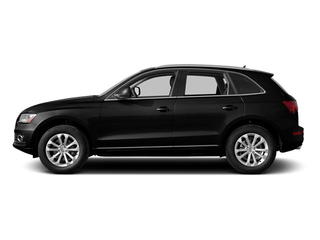 Phantom Black Pearl Effect 2014 Audi Q5 Pictures Q5 Util 4D TDI Premium Plus S-Line AWD photos side view