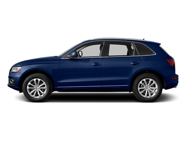 Scuba Blue Metallic 2014 Audi Q5 Pictures Q5 Util 4D TDI Premium Plus S-Line AWD photos side view