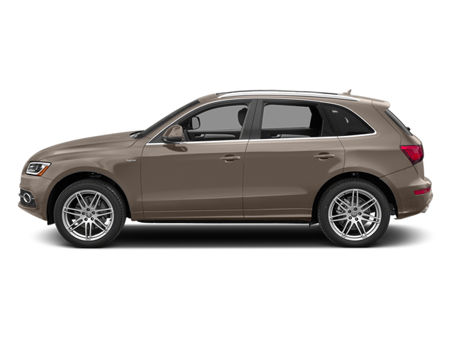 Maya Brown Metalilc 2014 Audi Q5 Pictures Q5 Utility 4D 2.0T Prestige AWD Hybrid photos side view