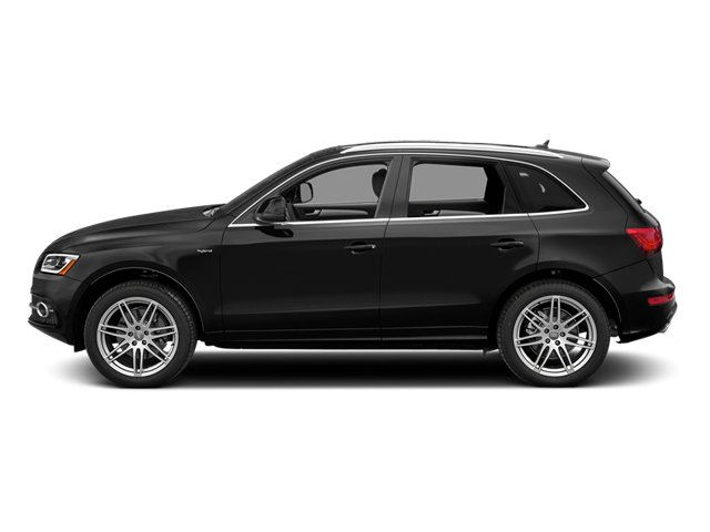Brilliant Black 2014 Audi Q5 Pictures Q5 Utility 4D 2.0T Prestige AWD Hybrid photos side view