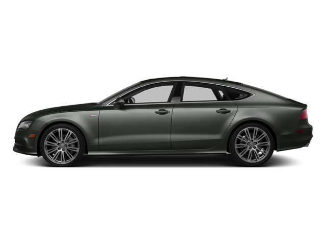 Daytona Gray Pearl Effect 2014 Audi A7 Pictures A7 Sedan 4D 3.0T Prestige AWD photos side view