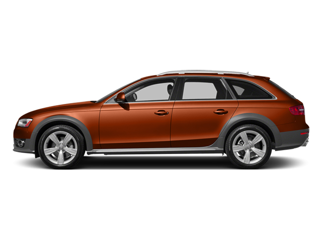 Volcano Red Metallic 2014 Audi allroad Pictures allroad Wagon 4D Premium AWD I4 Turbo photos side view