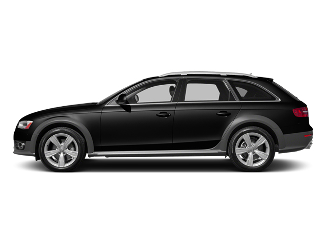 Brilliant Black 2014 Audi allroad Pictures allroad Wagon 4D Premium AWD I4 Turbo photos side view
