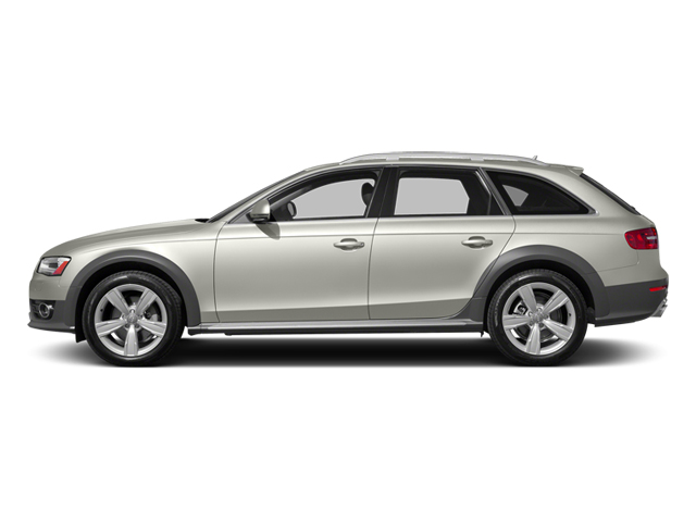 Ibis White 2014 Audi allroad Pictures allroad Wagon 4D Premium AWD I4 Turbo photos side view