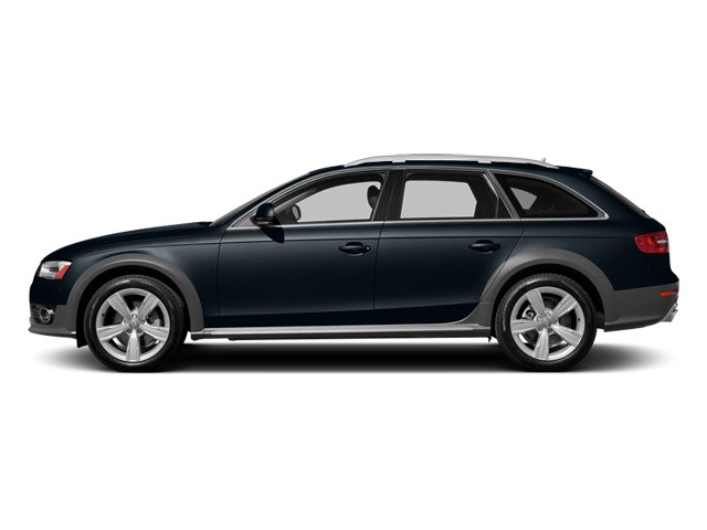 Moonlight Blue Metallic 2014 Audi allroad Pictures allroad Wagon 4D Premium AWD I4 Turbo photos side view