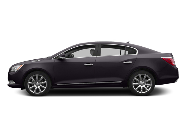 Midnight Amethyst Metallic 2014 Buick LaCrosse Pictures LaCrosse Sedan 4D Leather V6 photos side view