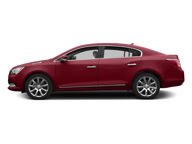 Crystal Red Tintcoat 2014 Buick LaCrosse Pictures LaCrosse Sedan 4D Leather V6 photos side view