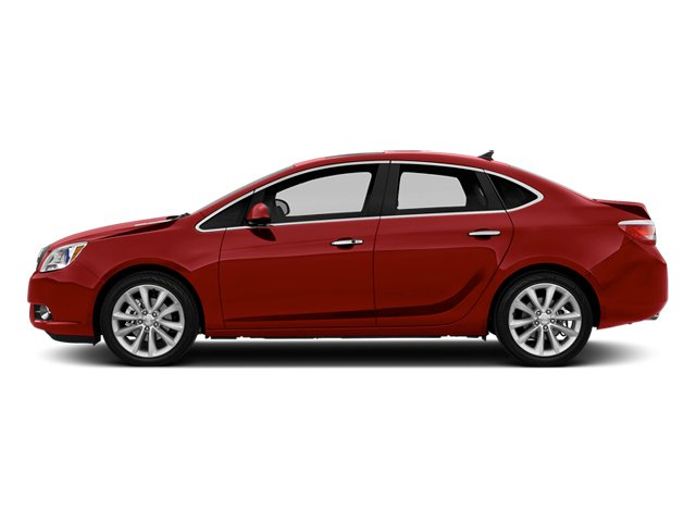 Crystal Red Tintcoat 2014 Buick Verano Pictures Verano Sedan 4D Leather I4 photos side view