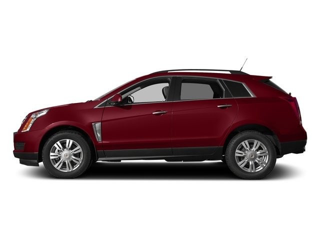 Crystal Red Tintcoat 2014 Cadillac SRX Pictures SRX Utility 4D Premium 2WD V6 photos side view
