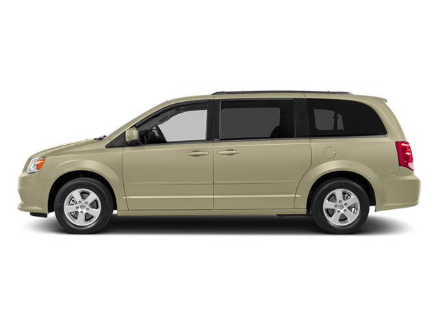 Cashmere/Sandstone Pearlcoat 2014 Dodge Grand Caravan Pictures Grand Caravan Grand Caravan SE V6 photos side view