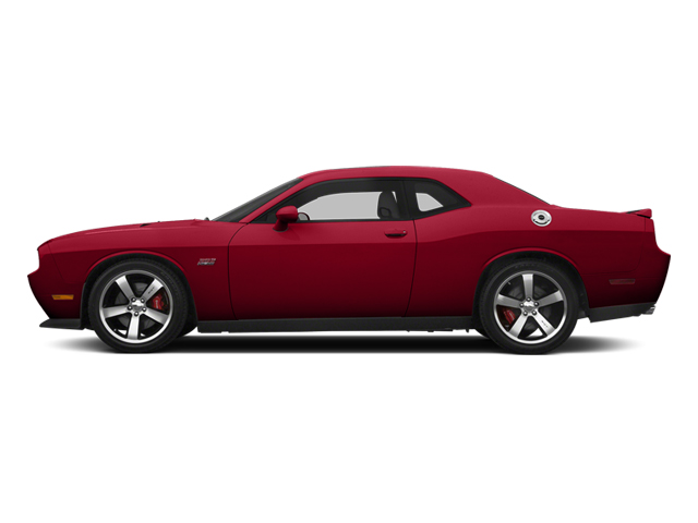Torred 2014 Dodge Challenger Pictures Challenger Coupe 2D SRT-8 V8 photos side view