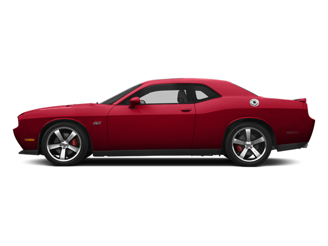 Redline 3 Coat Pearl 2014 Dodge Challenger Pictures Challenger Coupe 2D SRT-8 V8 photos side view
