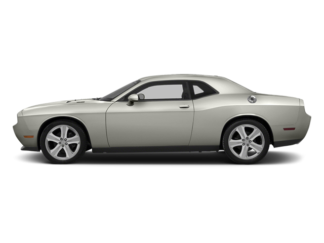 Ivory Tri-Coat Pearl 2014 Dodge Challenger Pictures Challenger Coupe 2D R/T V8 photos side view