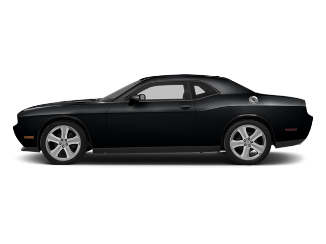 Phantom Black Tri-Coat Pearl 2014 Dodge Challenger Pictures Challenger Coupe 2D R/T V8 photos side view