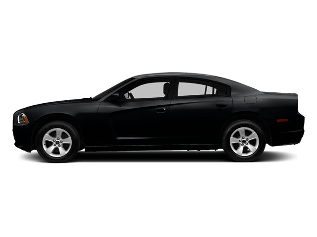 Phantom Black Tri-Coat Pearl 2014 Dodge Charger Pictures Charger Sedan 4D SXT V6 photos side view