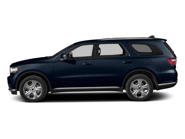 True Blue Pearlcoat 2014 Dodge Durango Pictures Durango Utility 4D Citadel AWD V6 photos side view