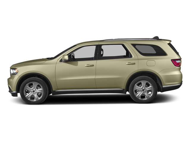 Sandstone Pearlcoat 2014 Dodge Durango Pictures Durango Utility 4D Limited 2WD V6 photos side view