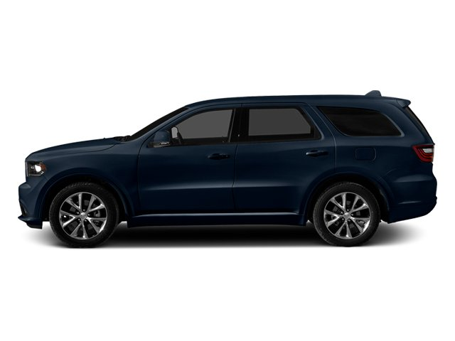 True Blue Pearlcoat 2014 Dodge Durango Pictures Durango Utility 4D R/T AWD V8 photos side view
