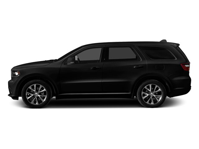 Brilliant Black Crystal Pearlcoat 2014 Dodge Durango Pictures Durango Utility 4D R/T AWD V8 photos side view