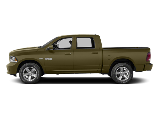 Prairie Pearlcoat 2014 Ram Truck 1500 Pictures 1500 Crew Cab Tradesman 2WD photos side view